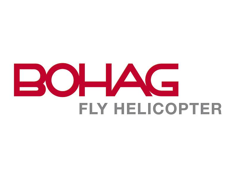 BOHAG fly helicopter
